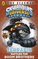 Купить Skylanders Mask of Power: Terrafin Battles the Boom Brothers: Book 4, Фантастика для детей