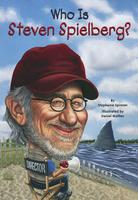 Купить Who Is Steven Spielberg?, Биографии известных личностей для детей