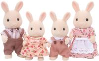 Купить Sylvanian Families Набор фигурок Семья Молочных Кроликов