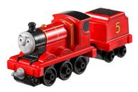 Купить Thomas&Friends Collectors Базовый паровозик с прицепом: Джеймс , Thomas & Friends, Железные дороги