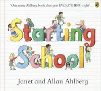 Купить Starting School, Зарубежная литература для детей