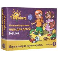 Купить Thinkers Обучающая игра Выпуск 1, Обучение и развитие