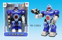 Купить Робот электромеханический Junfa Toys Android , Junfa Toys Ltd, Интерактивные игрушки