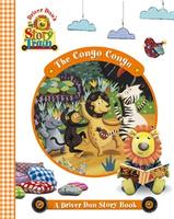 Купить Driver Dan's Story Train: The Congo Conga, Зарубежная литература для детей