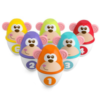 Купить Игровой набор Chicco Боулинг , Artsana S.p.A., Развивающие игрушки