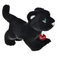 Купить Мягкая игрушка Пантера Ирис , цвет: черный, 18 см, Trudi S. P. A., Мягкие игрушки