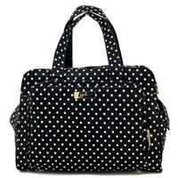 Купить Дорожная сумка для мамы Ju-Ju-Be Be Prepared Legacy. The Dutchess , цвет: черный, белый, Сумки для мам