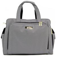Купить Дорожная сумка для мамы Ju-Ju-Be Be Prepared Legacy. Queen Of The Nile , цвет: черный, белый, Сумки для мам