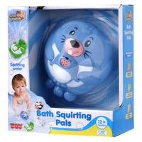 Купить Игрушка для ванной Happy Kid Бобрик , Happy Kid Toy Group Ltd., Первые игрушки