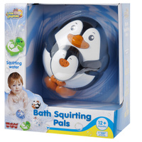 Купить Happy Kid Игрушка для ванной Пингвиненок, Happy Kid Toy Group Ltd., Первые игрушки