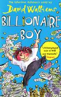 Купить Billionaire Boy, Зарубежная литература для детей