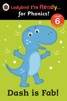 Купить Dash is Fab!: Level 6, Зарубежная литература для детей