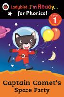 Купить Captain Comet's Space Party: Level 1, Зарубежная литература для детей