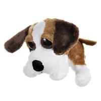 Купить Мягкая игрушка Russ Сенбернар Пиперс: Бренди , цвет: светло-коричневый, белый, 22 см, Мягкие игрушки