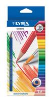 Купить Цветные карандаши Lyra Osiris Aquarell , акварельные, 12 цветов