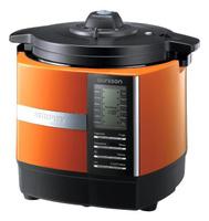 Купить Oursson MP5005PSD/OR, Orange мультиварка-скороварка, Мультиварки-скороварки