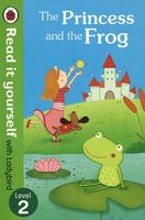 Купить The Princess and the Frog: Level 2, Зарубежная литература для детей