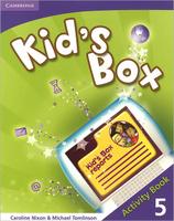 Купить Kid's Box 5: Activity Book, Английский язык