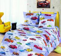 Купить Арт Постель Авто Мир (1, 5 спальный КПБ, бязь-люкс, наволочки 70х70), АртПостель