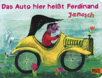 Купить Das Auto hier heibt Ferdinand, Зарубежная литература для детей