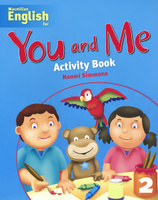 Купить You and Me: Activity Book 2, Английский язык