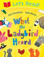 Купить What the Ladybird Heard, Зарубежная литература для детей