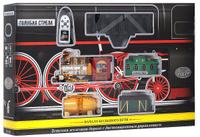 Купить Голубая стрела Железная дорога 21 элемент 87166