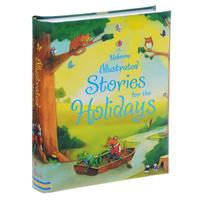 Купить Illustrated Stories for the Holidays, Зарубежная литература для детей