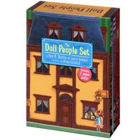 Купить The Doll People Set (3 Book Paperback Boxed Set), Зарубежная литература для детей