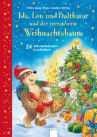 Купить Ida, Lou und Balthasar und der verzauberte Weihnachtsbaum, Зарубежная литература для детей