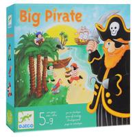 Купить Djeco Обучающая игра Большой пират