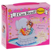 Купить Fancy Nancy's Fantastic Phonics (комплект из 12 книг), Зарубежная литература для детей