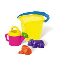 Купить Набор для песка Stellar , №110, 4 предмета, в ассортименте, Игрушки для песочницы