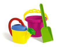 Купить Набор для песка Stellar , №111, 3 предмета, в ассортименте, Стеллар, Игрушки для песочницы
