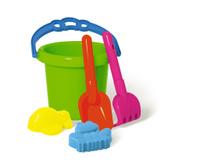 Купить Набор для песка Stellar , №112, 5 предметов, в ассортименте, Стеллар, Игрушки для песочницы