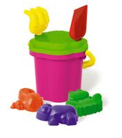 Купить Набор для песка Stellar , №127, 7 предметов, в ассортименте, Игрушки для песочницы