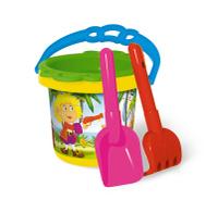 Купить Набор для песка Stellar , №154, 4 предмета, в ассортименте, Стеллар, Игрушки для песочницы