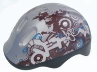 Купить Шлем защитный Action , цвет: серый. Размер XS (48-51). PWH-20, Шлемы и защита