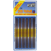 Купить Пистоны Wicke Euro Caps , 25/50-зарядные, 300 шт, Sohni-Wicke, Игрушечное оружие