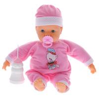 Купить Кукла-пупс Falca , озвученная, с аксессуарами, 38 см, FALCA Toys, Куклы и аксессуары