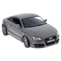 Купить MotorMax Модель автомобиля Audi TT Coupe цвет серый, MOTORMAX TOY FACTORY