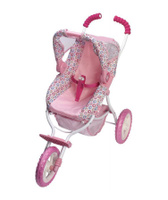 Купить Baby Annabell Коляска для кукол для путешествий цвет розовый, Коляски