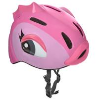 Купить Шлем защитный Action Рыбка , цвет: розовый. Размер S (52-55). PWH-70