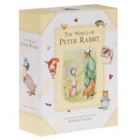 Купить The World of Peter Rabbit: Collection 2 (комплект из 4 книг), Зарубежная литература для детей