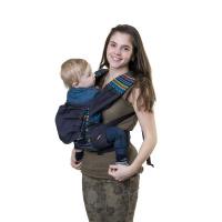 Купить Слинг-рюкзак Чудо-Чадо Уичоли , цвет: темно-синий