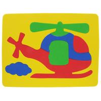 Купить Фантазер Пазл для малышей Вертолет цвет основы желтый