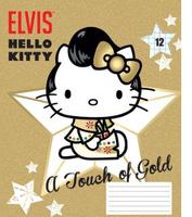 Купить Hello Kitty Набор тетрадей в линейку, 12 листов, формат А5, 10 шт