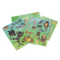Купить Bondibon Обучающая игра Лето красное, Bondibon Creatures Co., LTD