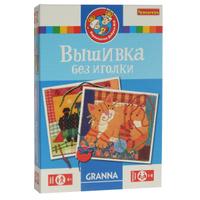 Купить Bondibon Обучающая игра Вышивка без иголки