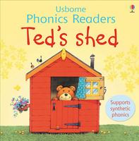 Купить Ted's Shed, Зарубежная литература для детей